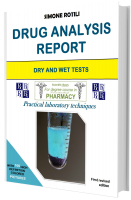 Drug Analysis Report, For degree course in pharmacy by Simone Rotili